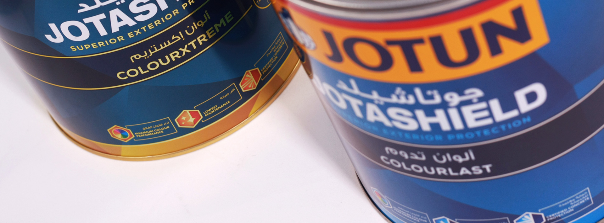 Jotashield Exterior Paints