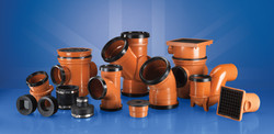 TERRAIN Drainage Pipes and Fittings