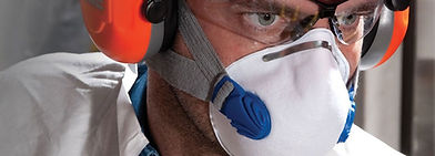 Safety mask supplier in Dubai