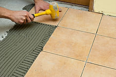 Tile Glue and Grout