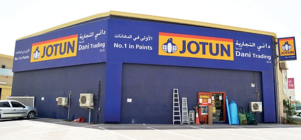Jotun Paints Dubai