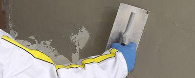 Plastering Mortars Weber Sodamco Dubai