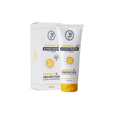 Boonga Sunscreen SPF50+ 30ml