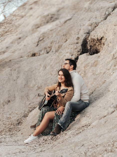 Love session dans les mines d'Abbaretz