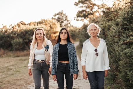 Séance famille 3 générations Brest