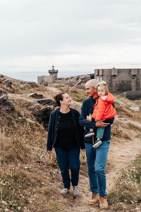Séance famille Brest Finistère