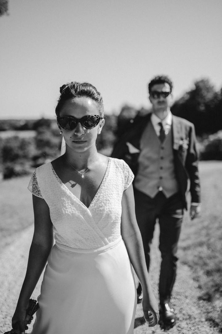 Photographe mariage rock bretagne