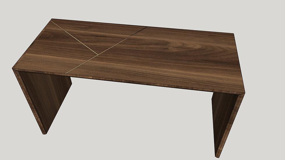 Custom desk for Andrew Mayes