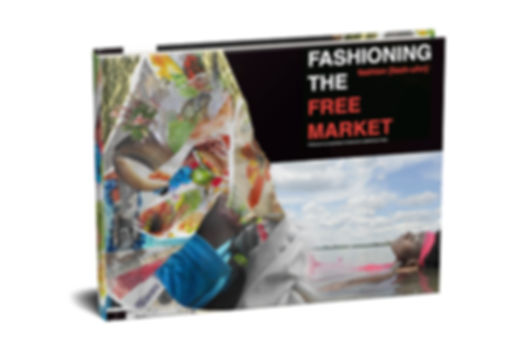 FREE MARKET Landscape-Hardcover-Book-Mo