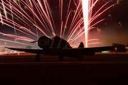 Fireworks T-6 Copyright