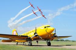 AeroShell Team T-6 Texan Copyright