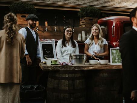 4 Reasons Your Wedding Bartender Shouldn't Be Overlooked