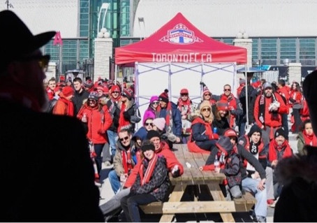 Tailgate Toronto: Drinking and Sports Events