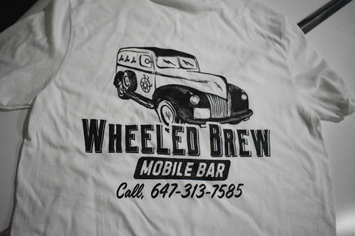 The Mobile Bar Service Tee