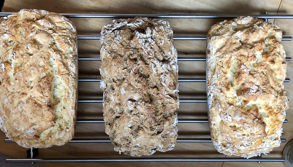 Broadway Beer Bread