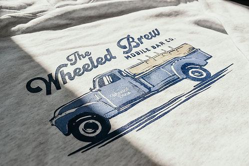 Willie the Draft Truck Sweater/ Hoody