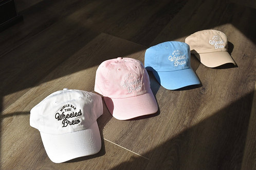 Patio Pint Unstructured Baseball Hat