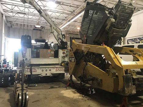 Fort Dodge Iowa Doyle Diesel Heavy Machinery Repair