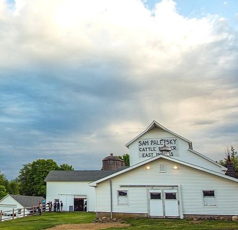 White Barn at South Farms