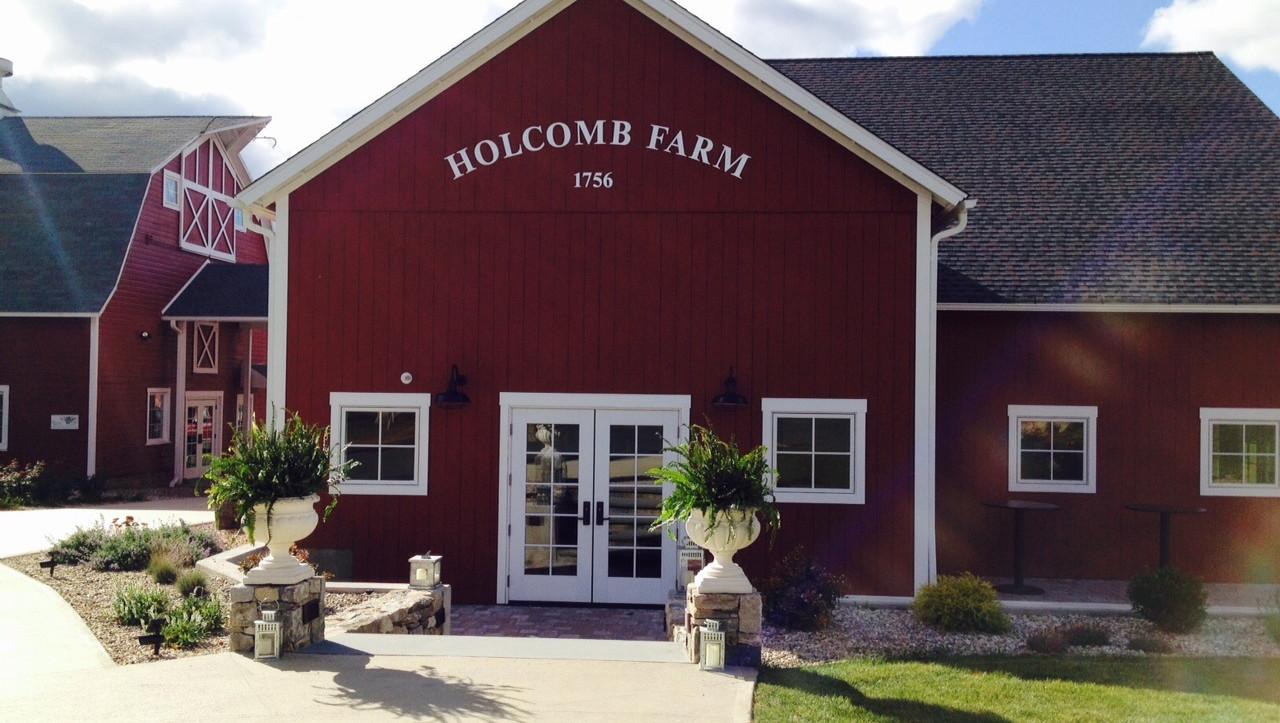 Red Barn at Holcomb Farm