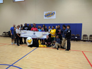 2nd Annual Dr. Martin Luther King, Jr. Student Police Basketball Game