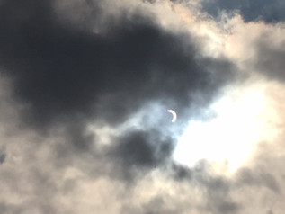 8th Graders Witness the Eclipse in Carbondale!