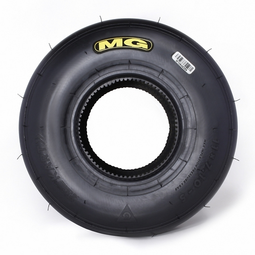 MG SM Yellow tires