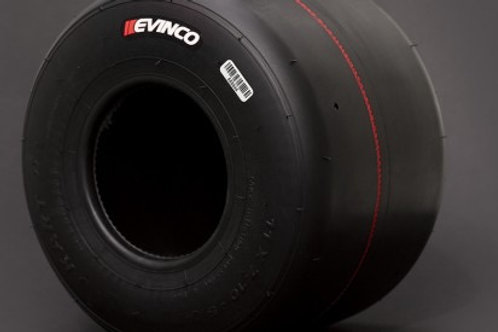 Evinco Red Tires SK-M 2020