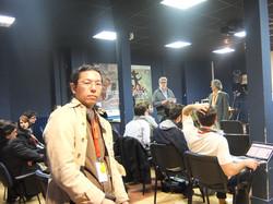 Master Classe avec J.M Bernard