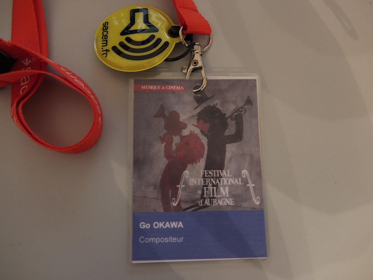badge du festival