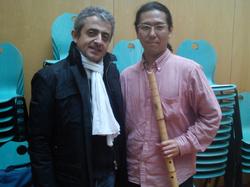 ma rencontre avec Michel Moraguès