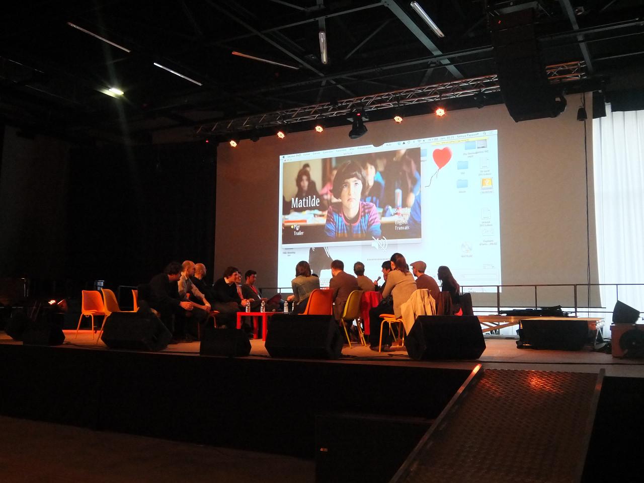participation à la conférence