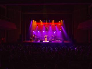 Andrea Cruz fomenta cultura a través de su música