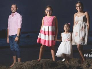 Víctor Arroyo invita a los papás a estar en la vida de los hijos