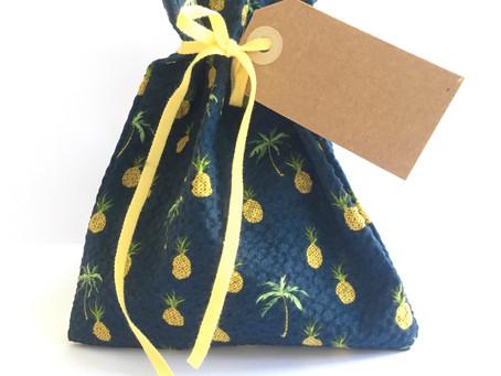 Gorgeous Gift Bags - Zero Waste.