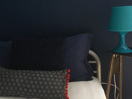 DIY dyeing - Sew Retro's top tips & a free tutorial for Scatter Cushions.