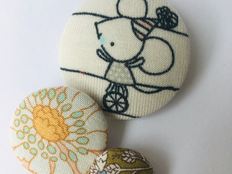 How to make DIY Covered Buttons
