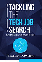 Tackling the Tech Job Search Book