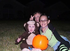 Happy Halloween: A holiday close to home