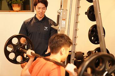 肩こり・腰痛・リハビリ・ダイエット パーソナルトレーニングジム ドリームキューブワン