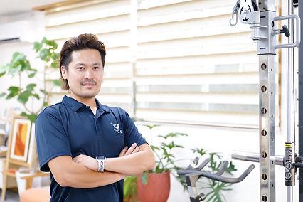 トレーナー養成スクール DC1 Academy 代表 新藤実徳