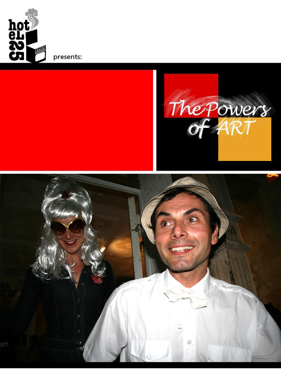 The Powers of Art - TV Show - COLAB with Alex TV