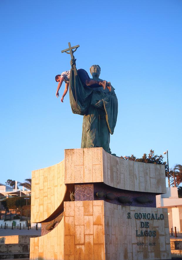 São Gonçalo de Lagos  /  Lagos, Portugal