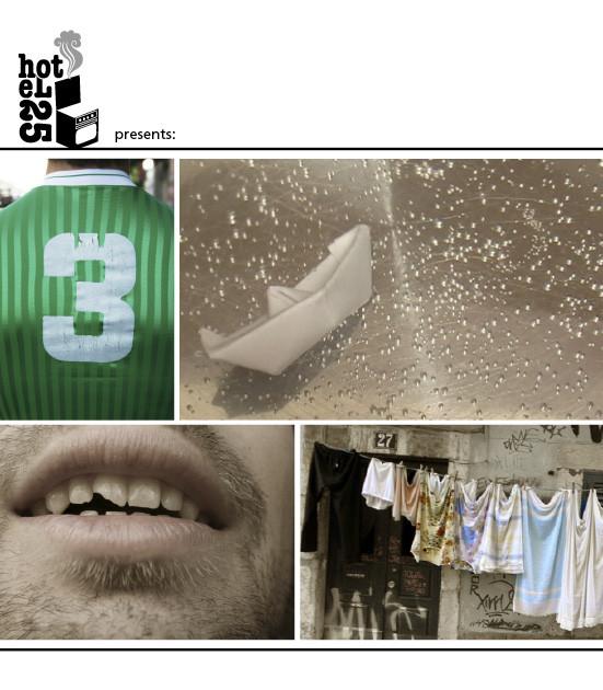 Flyer /  Neo-Saudade collective exhibition