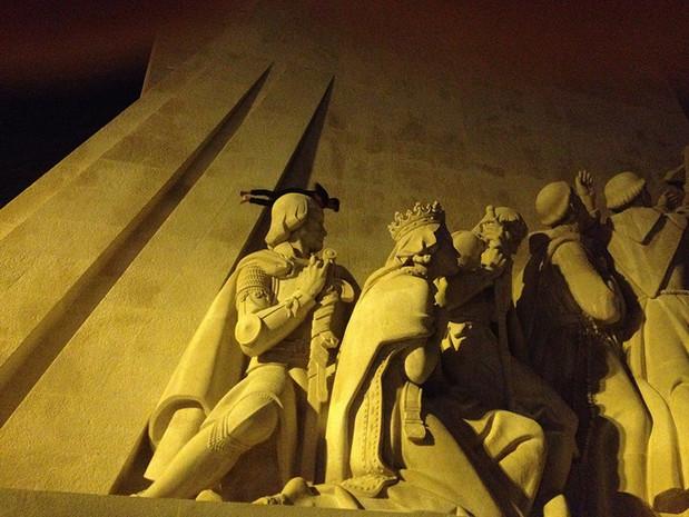 Padrão dos Descobrimentos Monument  /  Belem, Lisbon