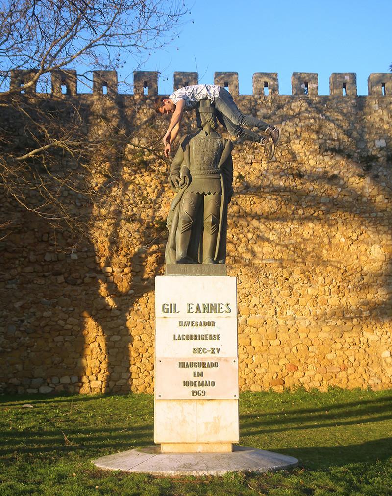 Gil Eanes Statue  /   Lagos, Portugal