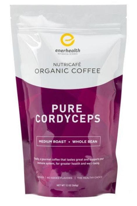 Nutricafe Organic Coffee Pure Cordyceps