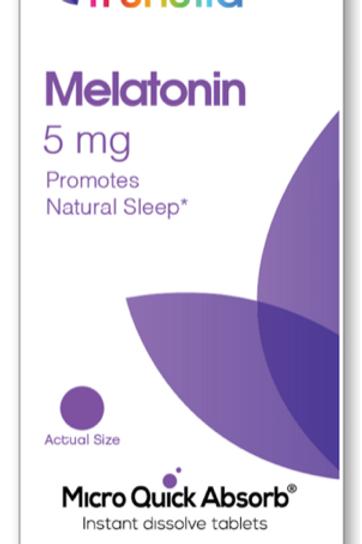 Frunutta MELATONIN 5 mg sublingual