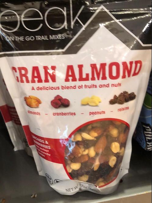 Cran Almond Trail Mix