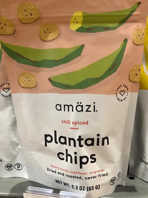 Amazi plantain Chips